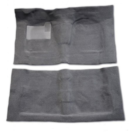 - Lund 98-06 Ford F-250 SuperCrew Pro-Line Full Floor Replacement Carpet - Grey (1 Pc.)