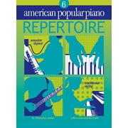 American Popular Piano Level 6
