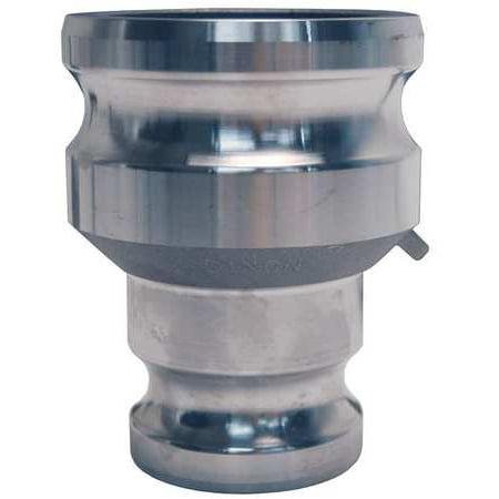 DIXON VALVE & COUPLING 4060-AA-AL Spool Adapter,4 x 6 In,75