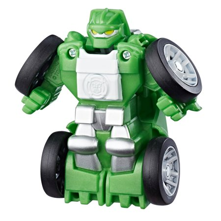 Girl From Transformers (Playskool Heroes Transformers Rescue Bots Flip Racers Speedster)