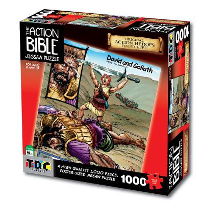 Tdc Games - Action Bible Jigsaw - Halloween Action Games Online