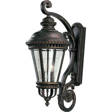 Feiss OL1904 4 Light Outdoor Wall Sconce from the Castle Collection