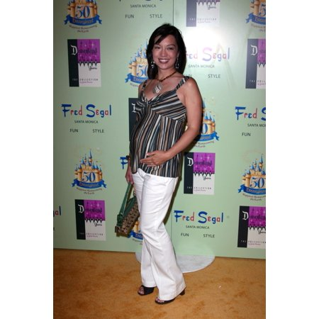Ming Na At Arrivals For Disney Vintage By Jackie Brander Celebrates 50Th Anniversary Fred Segal Santa Monica Ca July 13 2005 Photo By Jeremy MontemagniEverett Collection Celebrity