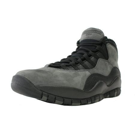 online retailer 65375 40045 Nike - NIKE AIR JORDAN 10 X RETRO SZ 9 DARK SHADOW GREY BLACK TRUE RED  310805 002 - Walmart.com