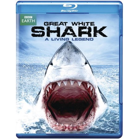 Image of Great White Shark - a Living Legend (Blu-ray)