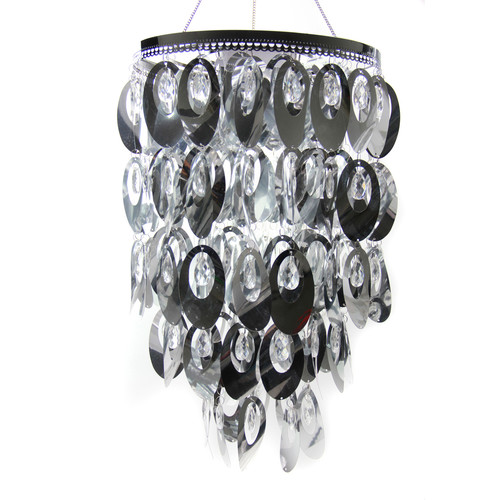 Exhart Oval Shimmer Chandelier