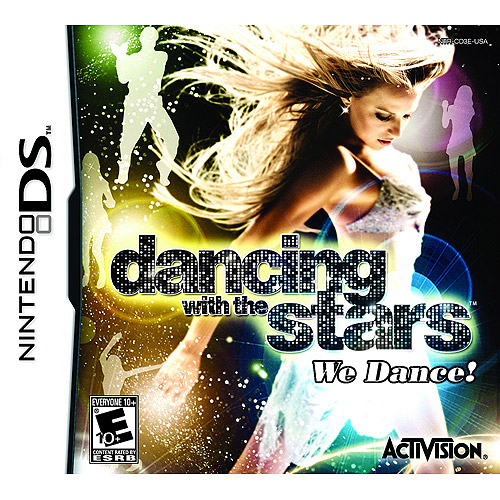 Dancing With The Stars-We Dance (DS) - Pre-Owned