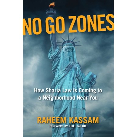 No Go Zones : How Sharia Law Is Coming to a Neighborhood Near - Halloween Is Near
