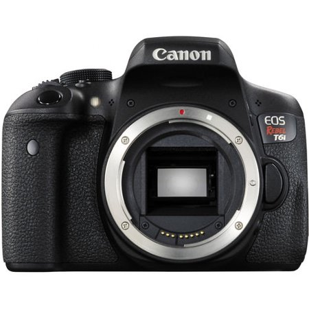 Canon EOS Rebel T6i DSLR Camera (Body Only) (Eos Rebel T6i)