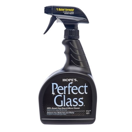 32 Oz Rtu Glass Cleaner - Hope's Perfect Glass Cleaner, 32 ounce