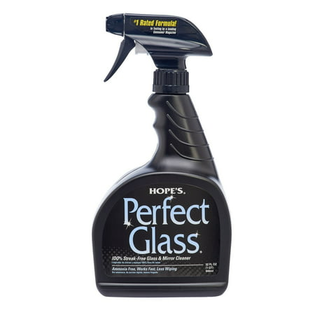 32 Oz Rtu Glass Cleaner - (2 pack) Hope's Perfect Glass Cleaner, 32 ounce