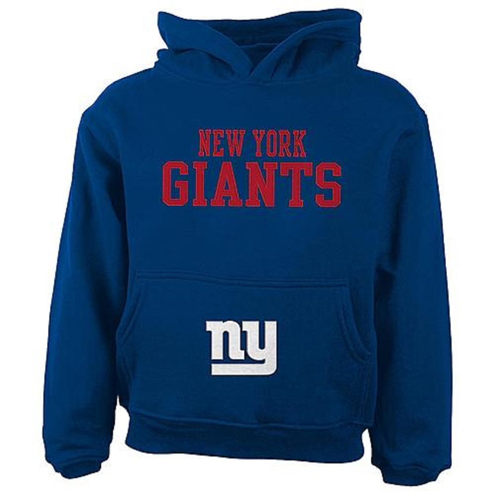 Toddler Boys' Hoodie - New York Giants Size 2T