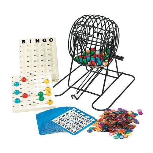 Oriental Trading IN-51/29 Party Bingo Game 1 Set(s) by Fu...