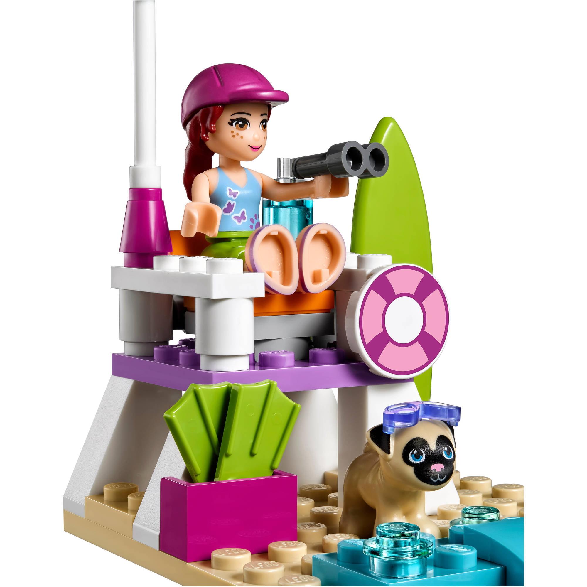 Lego Minifigures Lego Friends Mia Mini Doll Figure 41306