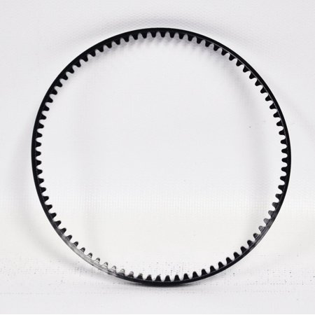 Sewing Machine Gear Belt, Singer Sewing Machine Cogged Teeth Gear Motor Belt. 13 3/4 Circumference, Made In Taiwan, Fits Models:Singer 223, 227.., By SINGER ()