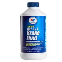 Valvoline DOT 3 and 4 Brake Fluid (12 oz.)