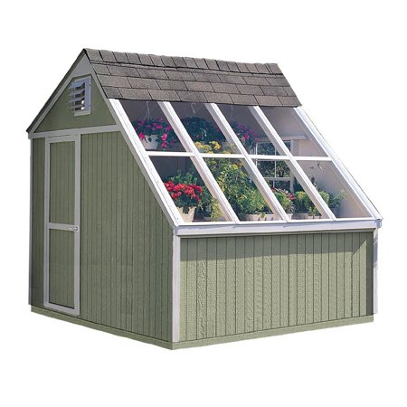 Handy Home Phoenix 10 x 8 ft. Shed with Floor