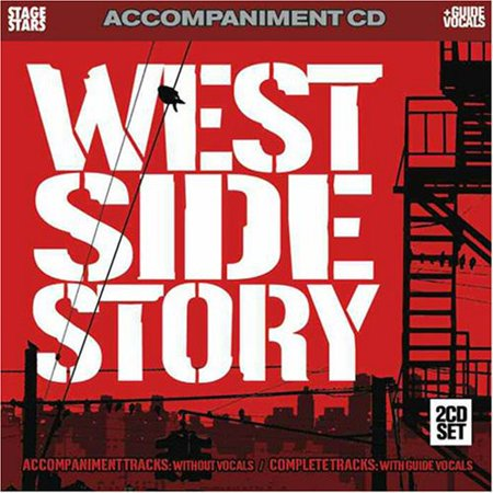Karaoke: West Side Story - Accompaniment CD / (Various Accompaniment Track)