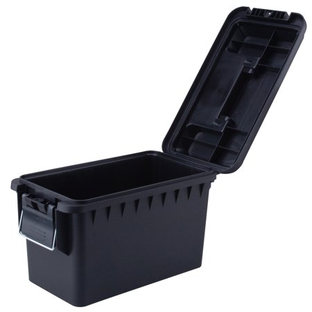 Magnum 50 Cal Tactical Ammo Box, Black