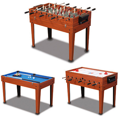 Sportcraft 3 In 1 Multi Game Table