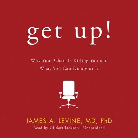 Get Up  By James A  Levine Unabridged 2014 Cd Isbn  9781481500821