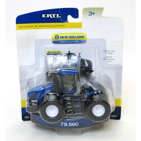 1/64 New Holland T9.560 4WD Articulating Tractor 13821 -  ERTL, ZFN13821