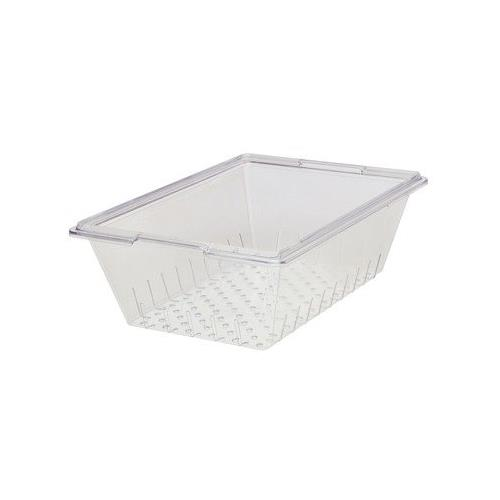 Rubbermaid Commercial Products Food Box Colander in Clear