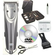 Best Animal Clippers - Oster 2-Speed Outlaw Animal Clipper + Case +DVD Review