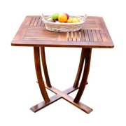 """31"""" Square Dining Table (oiled finish)"""