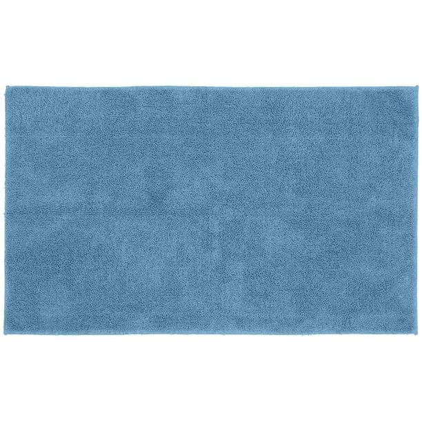Garland Rug Queen Cotton Bath Sky, 30 X 50 Bathroom Rugs
