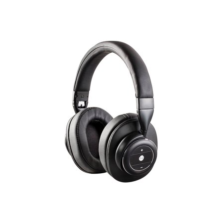 monoprice sonicsolace active noise cancelling bluetooth wireless headphones. Black Bedroom Furniture Sets. Home Design Ideas
