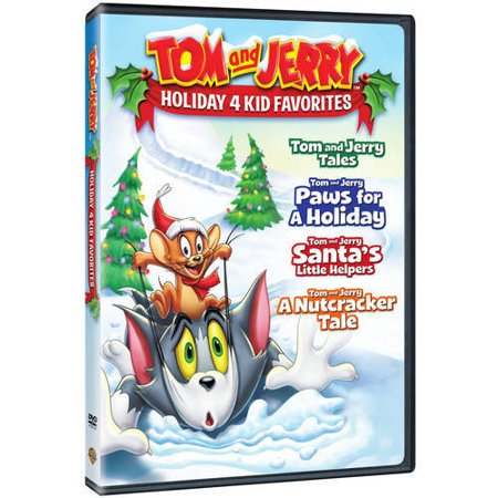 Tom and Jerry Holiday 4 Kid - Tom And Jerry Full Movie Halloween