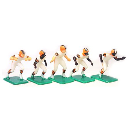 cheap for discount bd039 08386 NFL Away Jersey-Cleveland Browns Hand Painted 11 Electric Football Players