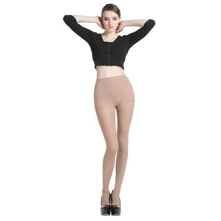 80D Girl Silk Stockings Women Soft Comfort Control Top Pantyhose Hosiery](Stockings Teen)