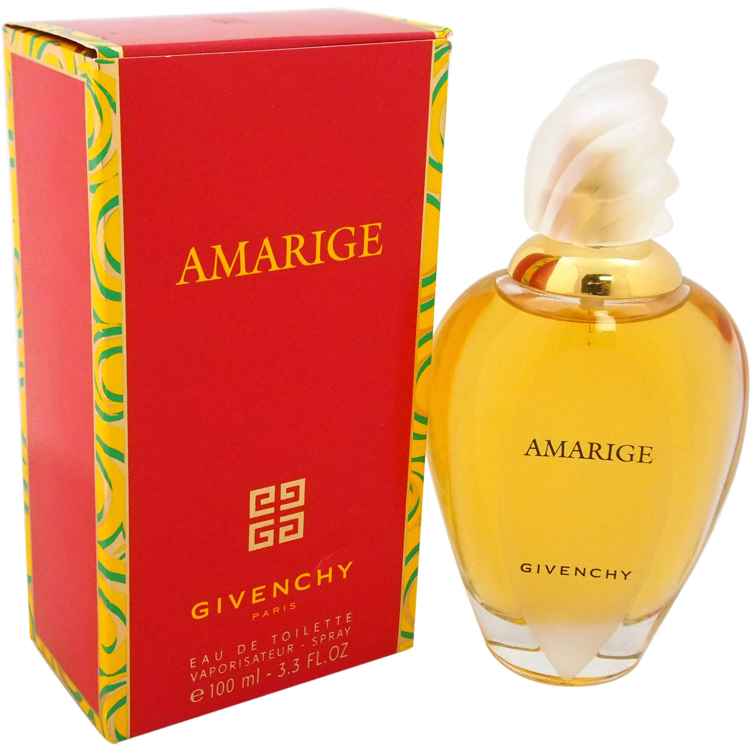 Givenchy Amarige for Women Eau de Toilette Spray, 3.3 oz