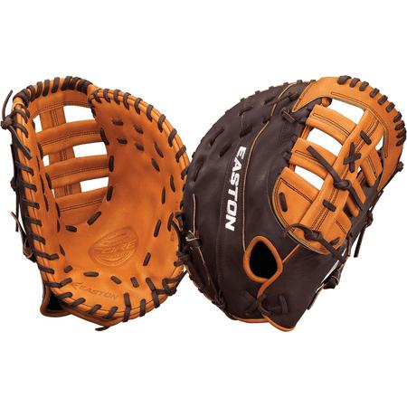 "Easton 12.75"" Core Pro Series Baseball First Base Mitt, Right Hand Throw"