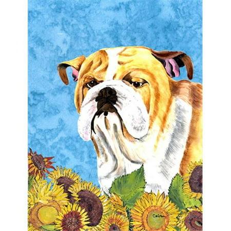 Bulldog English Flag Garden Size - image 1 of 1