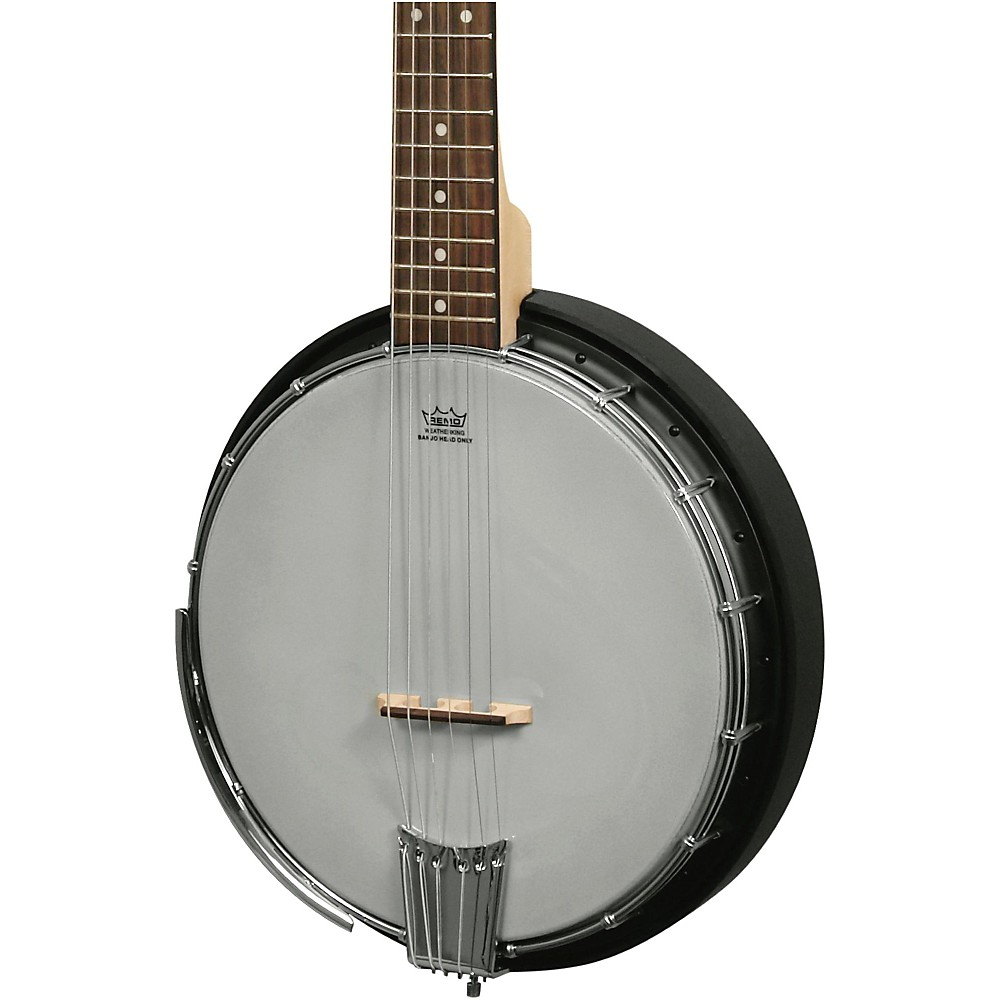 Gold Tone AC-6 Composite Resonator 6-String Banjitar Maple