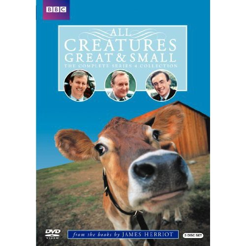 All Creatures Great & Small: The Complete Series 4 Collection (Full Frame)