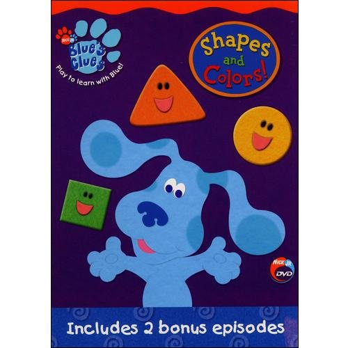 Blue's Clues: Shapes And Colors by Paramount