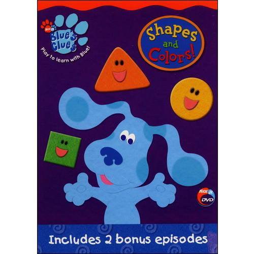 blue's clues shapes and colors  walmart, Bedroom decor