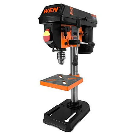 - Bestselling Durable 1/3 HP Motor Adjustable Height 5 Speed Drill Press 8