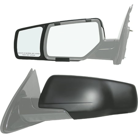 80920 - Fit System 15-17C ustom Fit Towing Mirror - Chevrolet Suburban/ Tahoe , Gmc Yukon Driver Side & Passenger