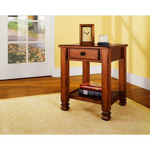 Summit Mountain End Table by Altra