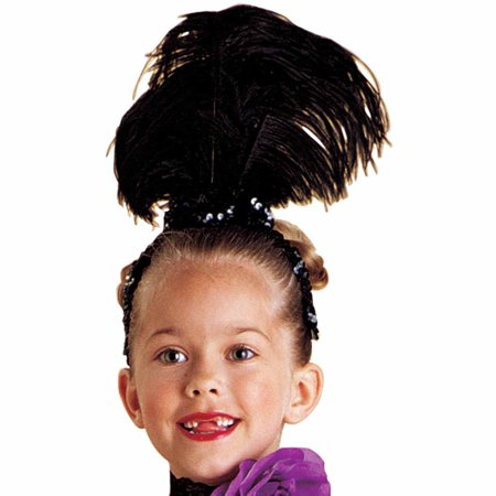 Can Can Headpiece Halloween Costume Accessory - Headpiece Halloween Costumes Accessories
