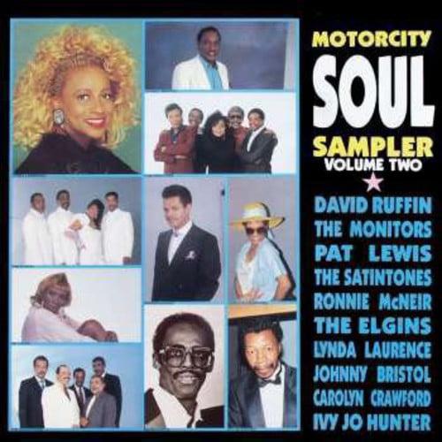 Motown Artists-80'S Recordings (Vinyl)