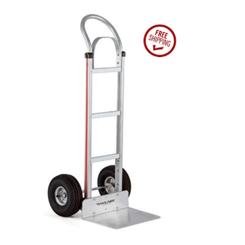 """Magliner Aluminum Hand Truck 16"""" x 12"""" Solid Nose 112-K1-1060 (112-K1-1060)(One) by Magliner"""