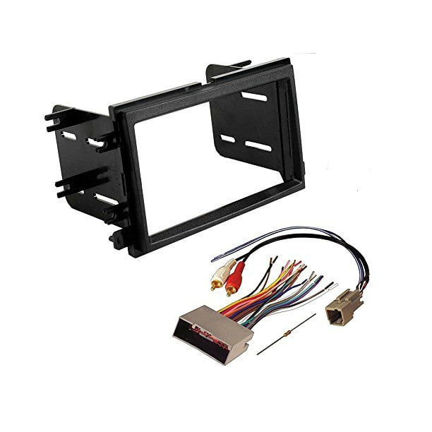 ford 2005 - 2006 mustang works for shaker 500 and shaker 1000 systems only  car cd stereo receiver dash install mounting kit wire harness - Walmart.com  - Walmart.com | Ford Shaker 500 Factory Radio Wiring |  | Walmart.com