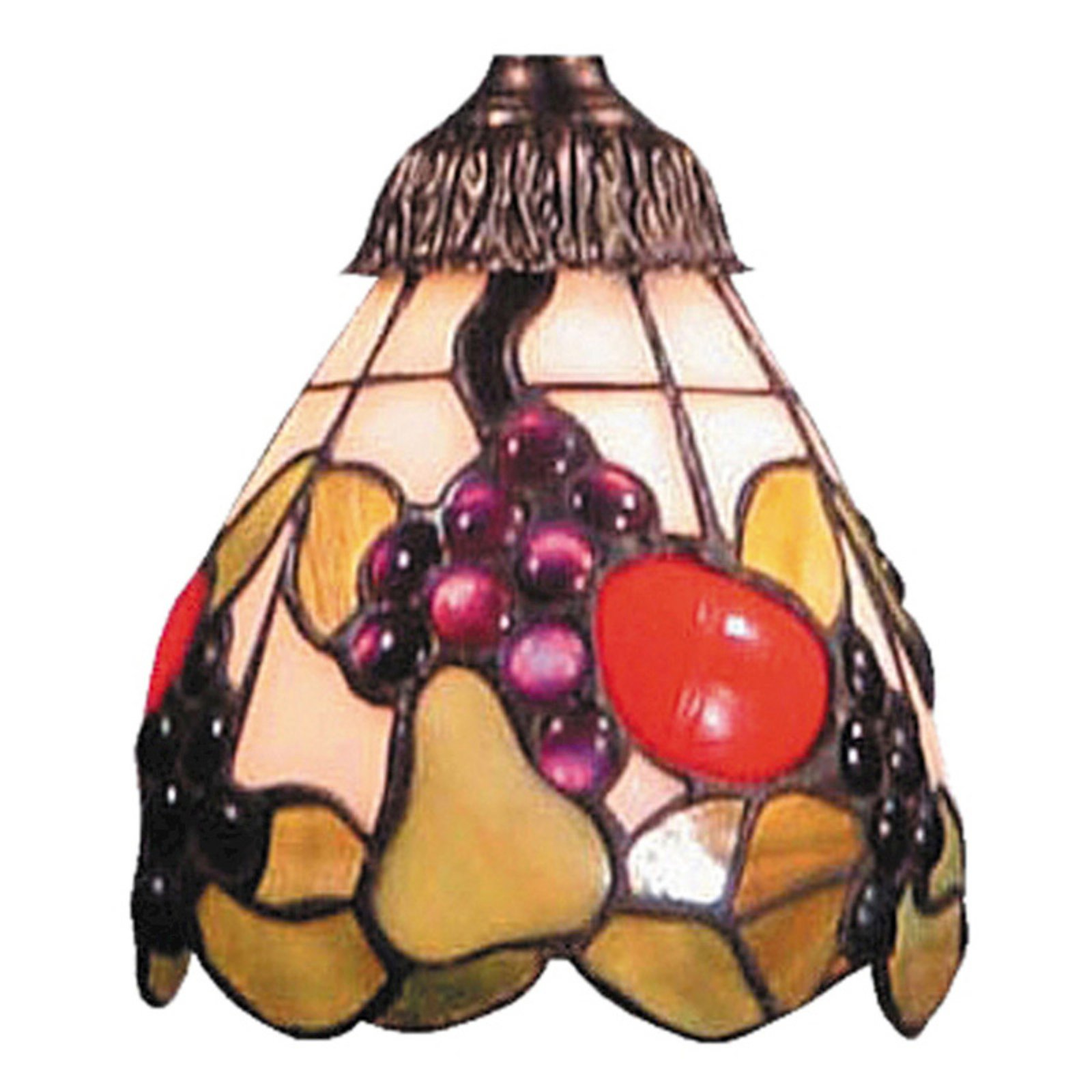 ELK Lighting Mix-N-Match 999-19 Tiffany Fruit Glass Shade