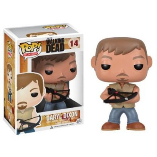 FUNKO Pop! Television The Walking Dead Daryl Dixon Vinyl Figure